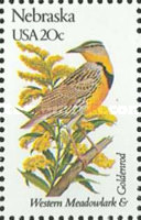 [State Birds and Flowers, Typ BAP]