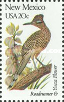 [State Birds and Flowers, Typ BAT]