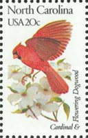 [State Birds and Flowers, Typ BAV]