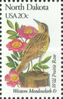[State Birds and Flowers, Typ BAW]