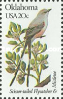 [State Birds and Flowers, Typ BAY]