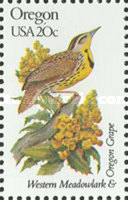 [State Birds and Flowers, Typ BAZ]