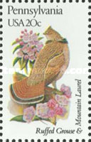[State Birds and Flowers, Typ BBA]