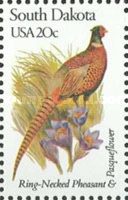 [State Birds and Flowers, Typ BBD]