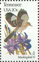 [State Birds and Flowers, Typ BBE]