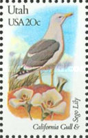 [State Birds and Flowers, Typ BBG]
