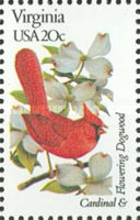 [State Birds and Flowers, Typ BBI]