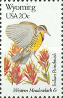 [State Birds and Flowers, Typ BBM]