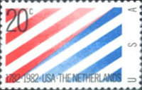 [The 200th Anniversary of Diplomatic Relations between USA & The Netherlands, Typ BBN]