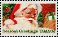 [Christmas Stamps, Typ BDX]