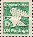 [Eagle - For Domestic Use (22 cents), Typ BFS2]