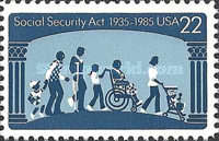 [The 50th Anniversary of Social Security Act, Typ BHD]