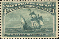 [Columbian Exposition Issue, Typ BI]