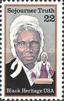 [Black Heritage - Sojourner Truth, Typ BIZ]