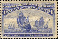 [Columbian Exposition Issue, Typ BJ]