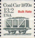 [Transportation Issue - Coil Stamps, Typ BLZ]