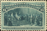 [Columbian Exposition Issue, Typ BO]