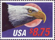 [Express Mail - Bald Eagle, Typ BRC]