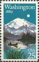 [The 100th Anniversary of Washington Statehood, type BRM]