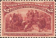 [Columbian Exposition Issue, Typ BS]