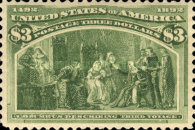 [Columbian Exposition Issue, Typ BT]