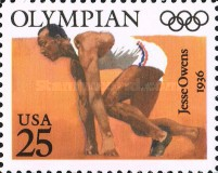 [American Olympic Gold Winners Through History, Typ BTR]