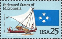 [Joint Issue with Micronesia & Marshall Islands, Typ BUB]