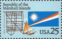 [Joint Issue with Micronesia & Marshall Islands, Typ BUC]