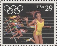 [Olympic Games - Barcelona, Spain, type BVX]
