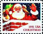 [Christmas Stamps - (29 cents), type BXE]