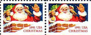 [Christmas Stamps - (29 cents), type BXE2]