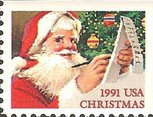 [Christmas Stamps (29 cents), type BXF]