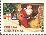 [Christmas Stamps (29 cents), type BXH]