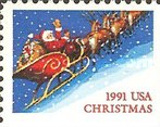 [Christmas Stamps (29 cents), type BXI]