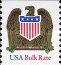 [Bulk Rate - Eagle and Shield - Coil Stamps (10 cents), Typ BXJ1]