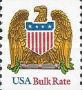 [Bulk Rate - Eagle and Shield - Coil Stamps (10 cents), Typ BXJ2]