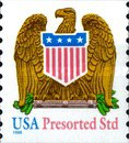 [Wetlands & Eagle and Shield - Self-Adhesive Coil Stamps, type BXJ3]