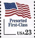 [Presorted First Class - Flag, type BXM]