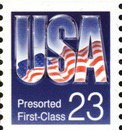 [Presorted First-Class - USA, type BXQ2]