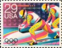 [Winter Olympic Games - Albertville, France, type BXW]