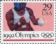 [Olympic Games - Barcelona, Spain, type BZF]