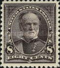 [General William T. Sherman, 1820-1891, Typ CC]