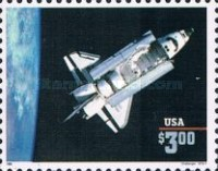 [Express Stamp - Space Shuttle