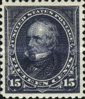 [Henry Clay, 1777-1852 - Watermarked, Typ CE1]