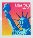 [Statue of Liberty - Self-Adhesive, Typ CFW]