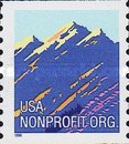 [Mountain - Nonprofit Coil Stamps (5 cents), Typ CKA]