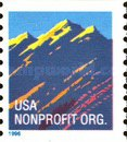 [Mountain - Nonprofit Coil Stamps (5 cents), Typ CKA1]