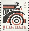 [Automobile - Bulk Rate Coil Stamp, Self-adhesive (10 cents), Typ CKB]