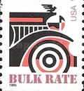 [Automobile - Bulk Rate Coil Stamp, Self-adhesive (10 cents), Typ CKB1]