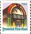 [Jukebox - Presorted First-Class Coil Stamps (25 cents), Typ CKE]